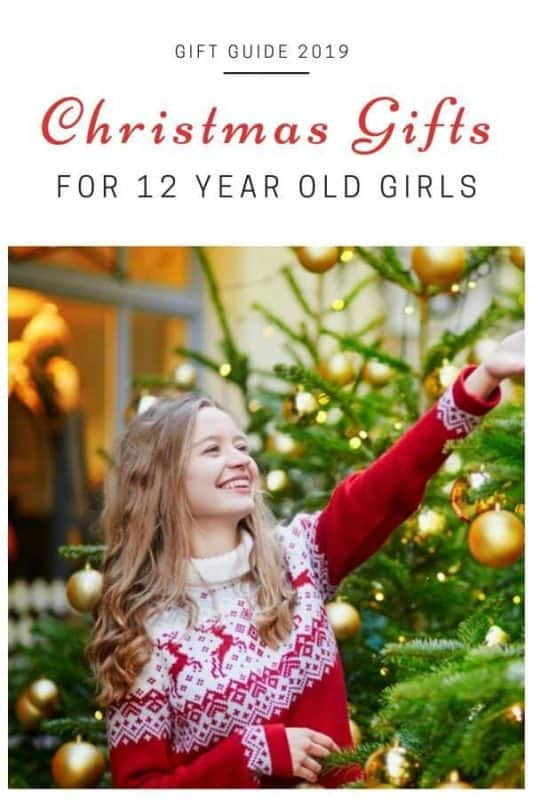 Christmas Gifts For 12 Year Old Girls